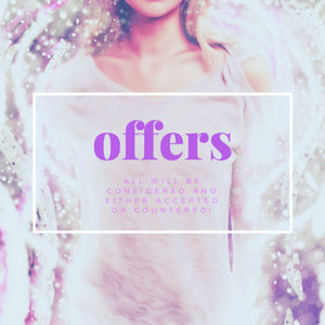 ❤ Offers! ❤